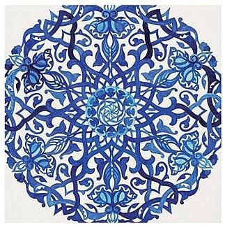 lapis lazuli by rosana ricalde