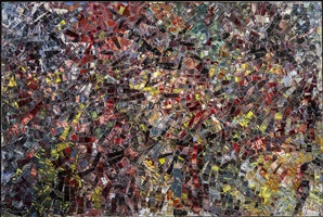 ombre d'espace by jean paul riopelle