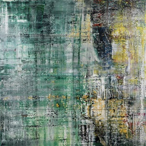 art basel by gerhard richter