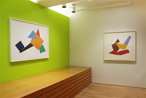 art on color (installation view)
