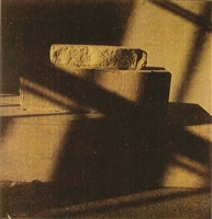 sculpture detail by cy twombly