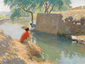 rio grande by george loftus noyes