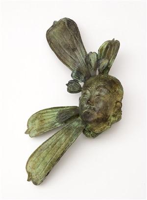 flower head 3 by kiki smith