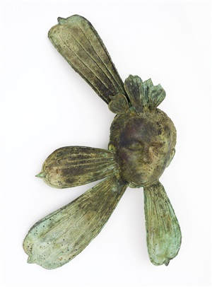 flower head 2 by kiki smith