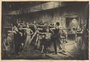 business-men's class by george wesley bellows
