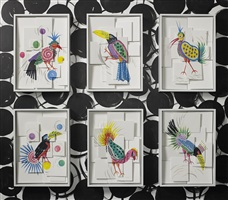 birdies by kazumi yoshida