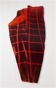 color crumple 1 19672011 by mel bochner