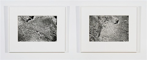 rock surface by jeff wall
