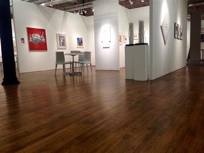 pinta new york installation view