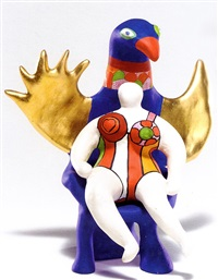 empress by niki de saint phalle