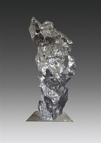 artificial rock no. 126 by zhan wang