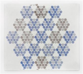 vw-kristall by thomas bayrle
