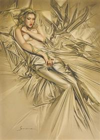 satin sheets by hajime sorayama