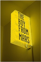 the boy from mars by philippe parreno