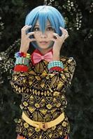 k-pop #1, kuala lumpur, malaisie by françoise huguier