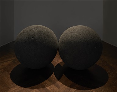 is is by james lee byars