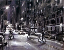 night ride by susan grossman