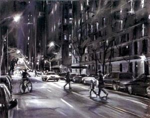 night ride by susan grossman