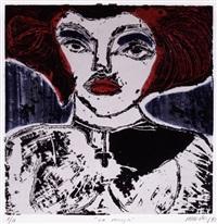 la monja #1 by maria de la paz jaramillo