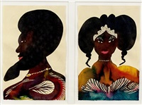 royals by chris ofili