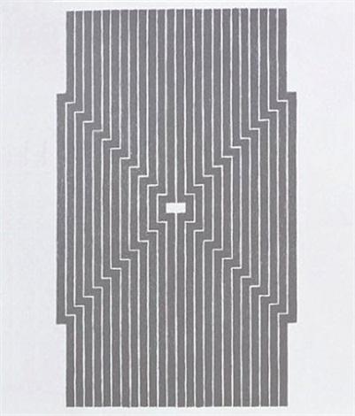 aluminum by frank stella