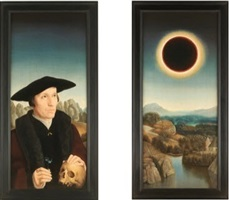 studies into the past (eclipse) by laurent grasso