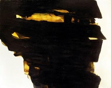 peinture 159 x 202 cm, 17 september 1963 by pierre soulages