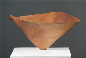 burr oak vessel by anthony bryant