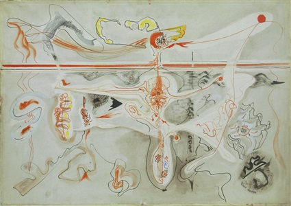 mark rothko the watercolors 1941 1947 by mark rothko