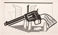 revolver by stuart davis