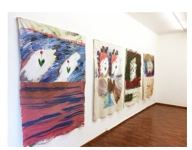 installation view by jonathan hartshorn