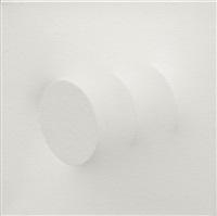 tre ovali bianchi by turi simeti