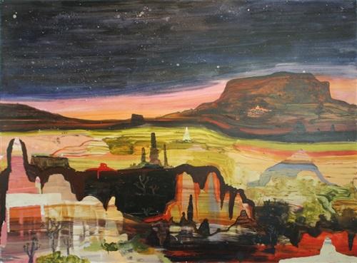 santa ana star by lisa sanditz