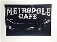 metropole cafe by roy decarava