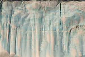 glacial striations, marble point by diane tuft