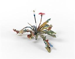 weed (pen flower) by scott wolniak