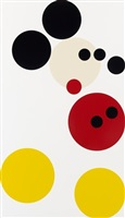 mickey mouse by damien hirst