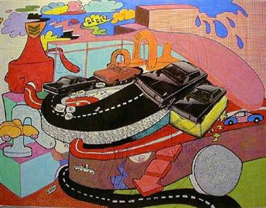 cash by peter saul