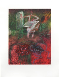 damne par l'arc en ciel - form the seasons from hell suite by roberto matta