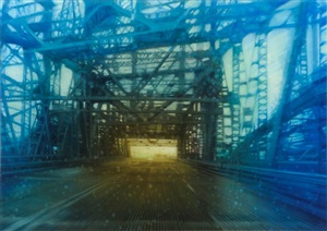 passaic river lift bridge by tom birkner