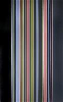 untitled #1 by gene davis