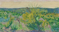 la lande by pierre bonnard