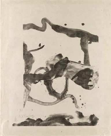 souvenir of montauk by willem de kooning