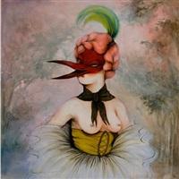 mujer pajaro 2 by miss van