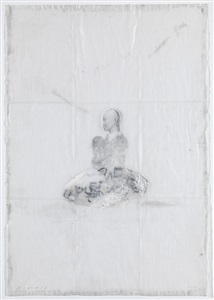 summer exhibitions rosemary laing the paper small gallerydrawings works on paper main gallery by jaume plensa