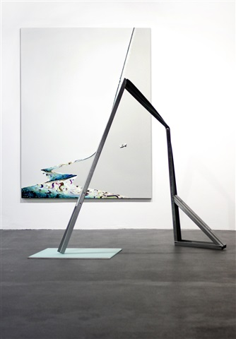 surface to surface, installation view