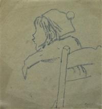 petit profil by gwen john