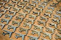 b-52, 'bone yard', tucson, arizona, usa, 1991 by alex s. maclean