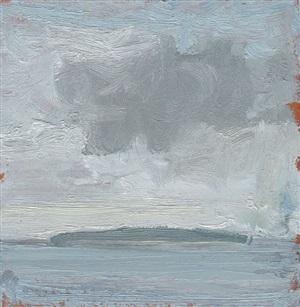 gray above by john david wissler