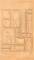 constructivo con corazón by joaquín torres garcía